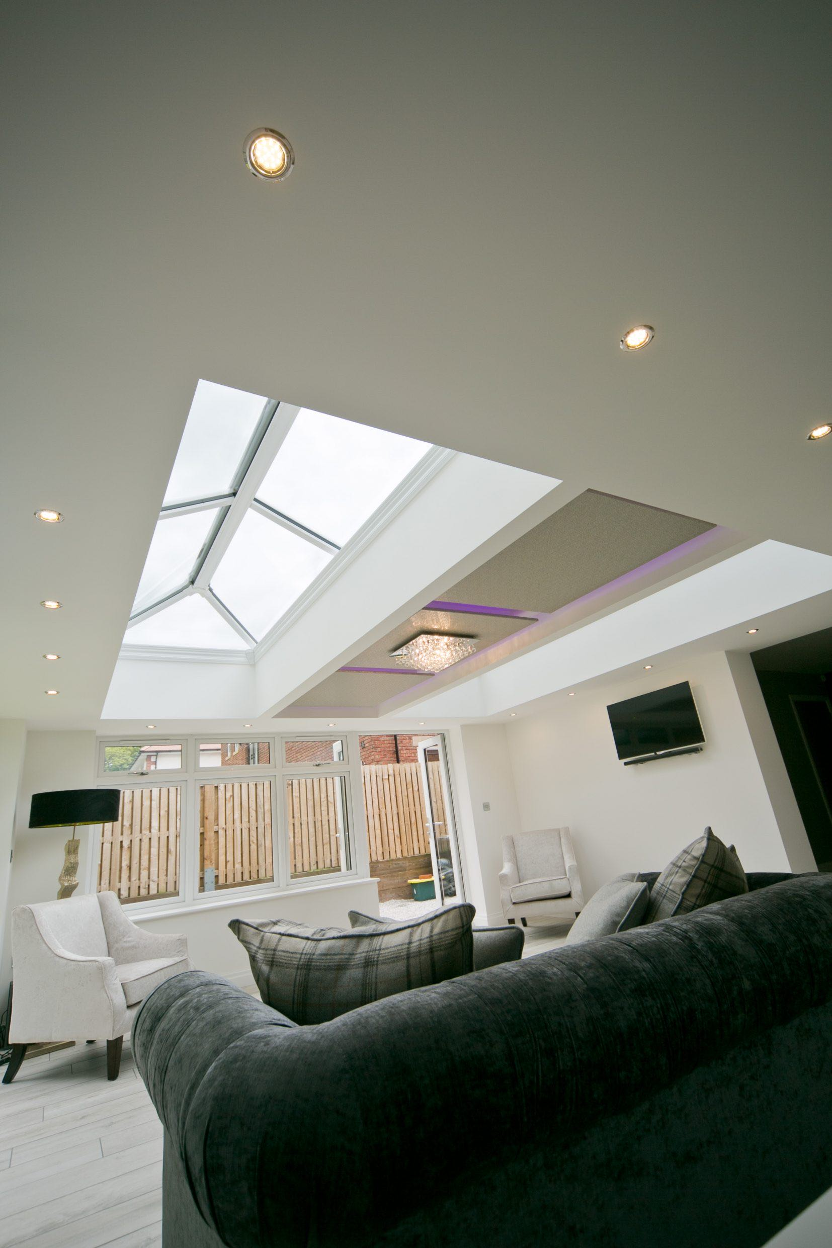 Aluminium Roof Lanterns Online Quote Salisbury